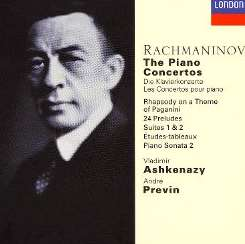 Vladimir Ashkenazy / André Previn - Rachmaninov: The Piano Concertos mp3 download