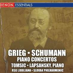 Various Artists - Grieg, Schumann: Piano Concertos mp3 download