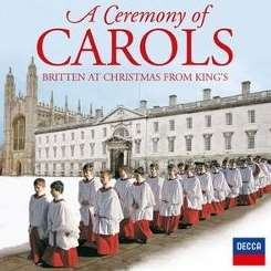 Stephen Cleobury / King's College Choir of Cambridge / Boys of King's College Choir, Cambridge / Simon Preston - A Ceremony of Carols: Britten at Christmas from King's mp3 download