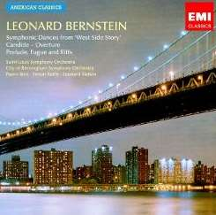 "Various Artists - Leonard Bernstein: Symphonic Dances from ""West Side Story""; Candide - Overture; Prelude, Fugue and Riffs mp3 download"