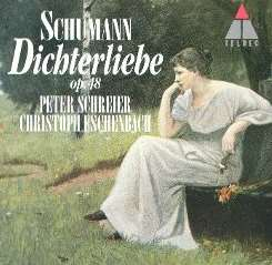 Peter Schreier / Christoph Eschenbach - Schumann: Dichterliebe, Op. 48 mp3 download