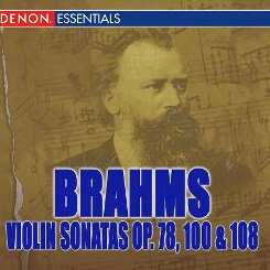 Various Artists - Brahms: Violin Sonatas Nos. 1, 2, 3 mp3 download