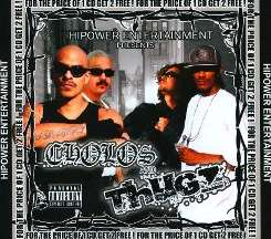 Various Artists - Hi Power Entertainment Presents: Cholos and Thugz mp3 download